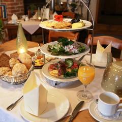 Frühstück für Zwei in Omas Küche